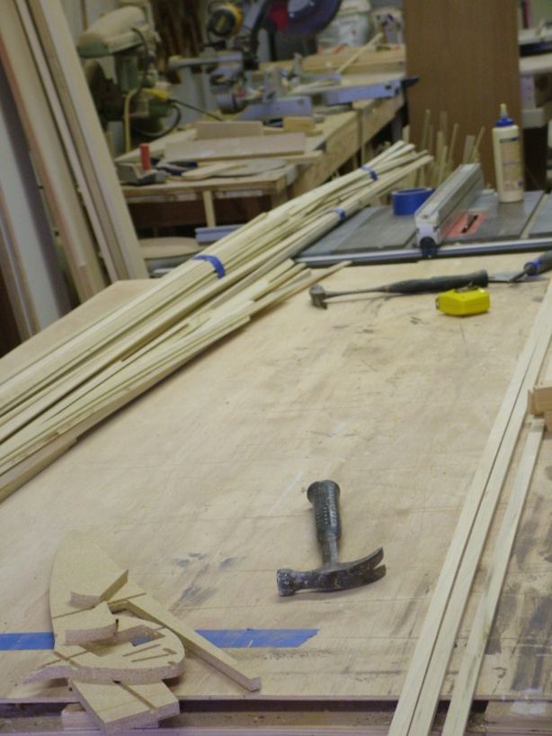 wood kayak plans kits