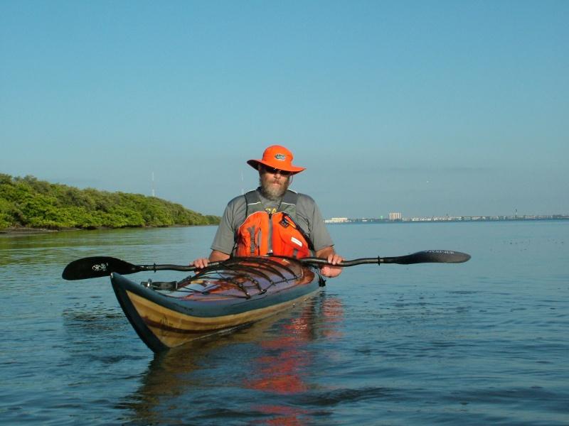 kayak wood construction