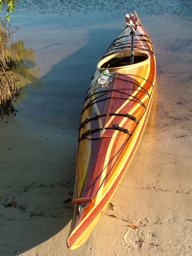 Guillemot Kayak Paddle Plans